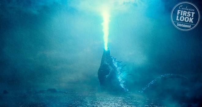 Dan quai vat lung danh trong bom tan 'Godzilla: King of the Monsters' hinh anh 1