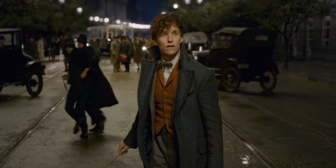 Trailer moi nhat cua 'Fantastic Beasts: The Crimes of Grindelwald' hinh anh