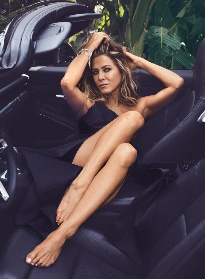 Jennifer Aniston phan bac tin don ich ky, khong sinh con de giu chong hinh anh 2