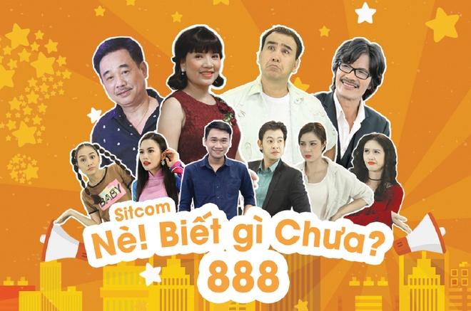 Trailer sitcom 'Ne biet gi chua 888' hinh anh