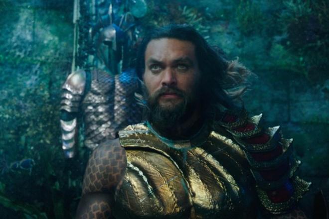 Phan ung som voi bom tan DCEU 'Aquaman': Hay nhung chua xuat sac hinh anh