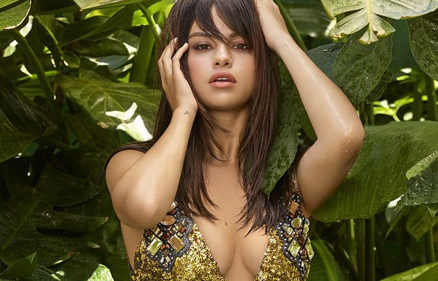 Selena Gomez quyen ru, day suc song tren bia tap chi Elle hinh anh