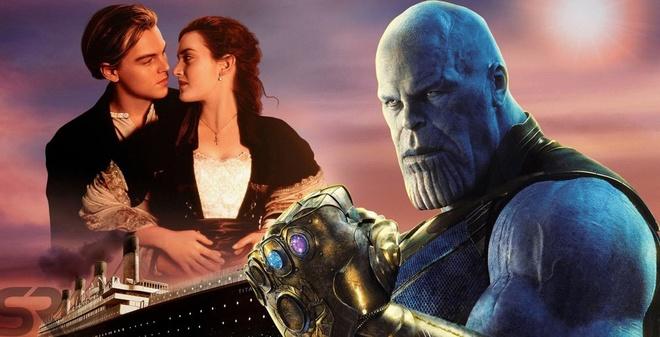 'Avengers: Infinity War' vuot mat doanh thu 'Titanic' o My hinh anh