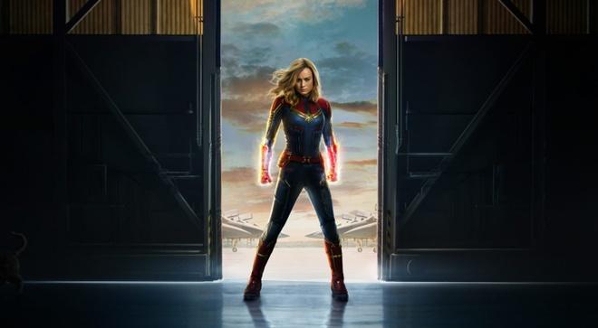 Vi sao 'Captain Marvel' ra doi va vinh vien thay doi MCU? hinh anh
