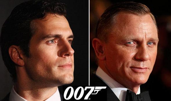 Ro tin don sau khi bo vai Superman, Henry Cavill thu vai James Bond hinh anh