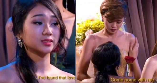 The Bachelor VN tap 7: Co gai thu 2 trong tinh yeu dong tinh ra ve hinh anh