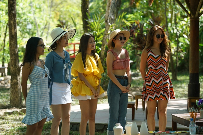 The Bachelor VN tap 8: 'Cuoc hen vo van' lam co gai tuc toi ra ve hinh anh 4
