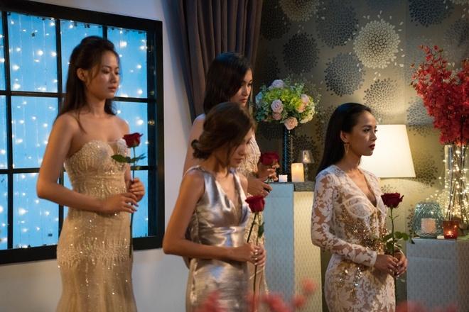 The Bachelor VN tap 9: Minh Uyen bi loai, Gia Han thanh co gai danh da hinh anh