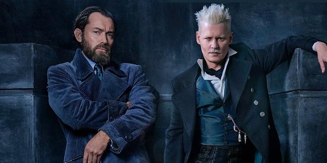 Bat chap chi trich, Johnny Depp van tham gia phan 3 'Fantastic Beasts' hinh anh 2
