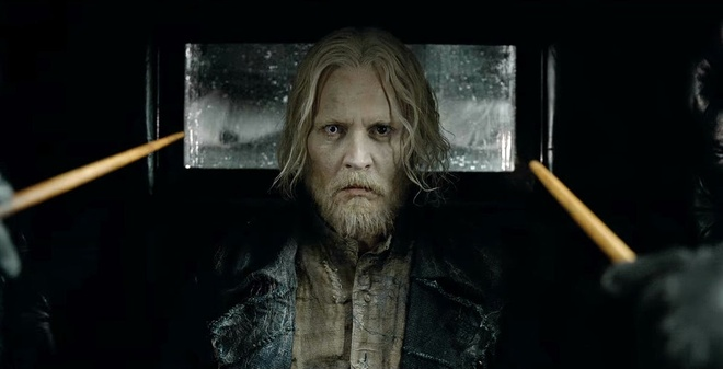 Bat chap chi trich, Johnny Depp van tham gia phan 3