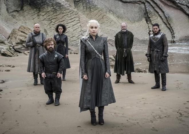 Kich ban 'Game of Thrones' duoc giau kin tuyet doi hinh anh 2