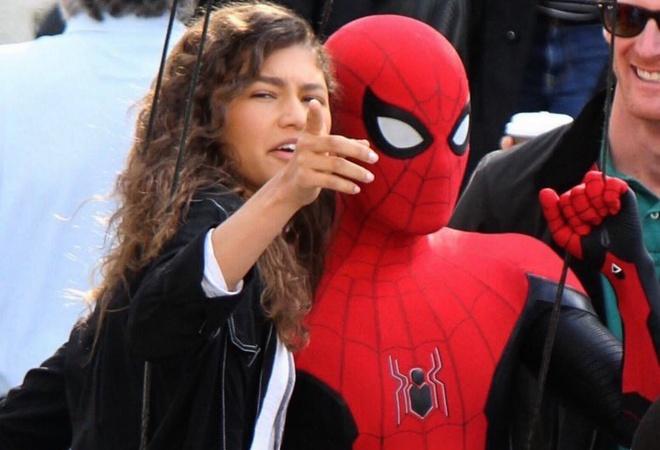 'Spider-Man: Far From Home': He lo trang phuc moi cho Nguoi Nhen hinh anh