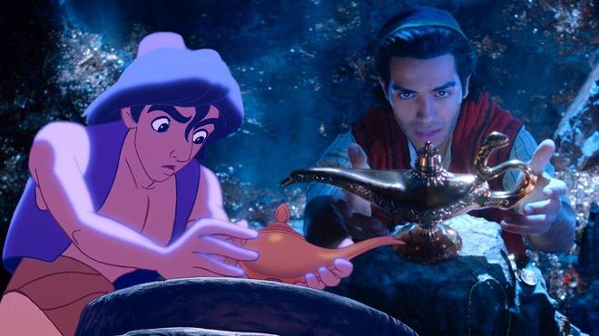 Bien kich 'Aladdin' ban hoat hinh chi trich Disney vo on hinh anh