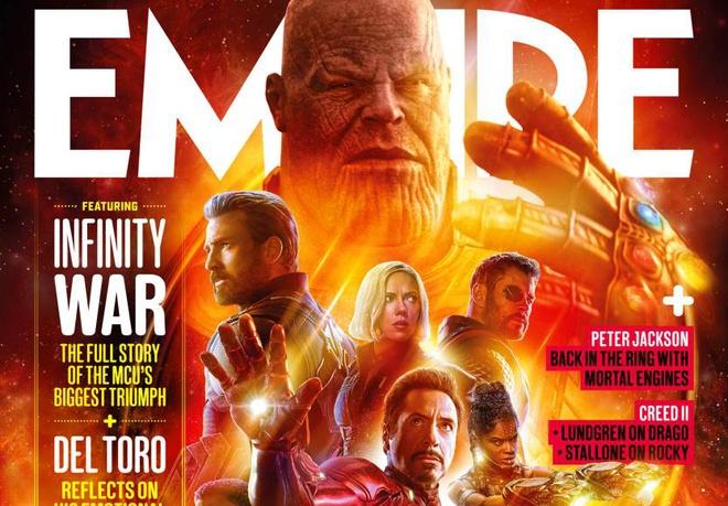 'Avengers: Infinity War' duoc tap chi Empire chon la phim hay nhat nam hinh anh