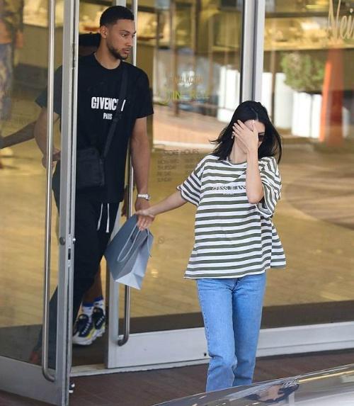 Kendall Jenner quay lai voi ban trai cu sau 3 thang chia tay hinh anh 3