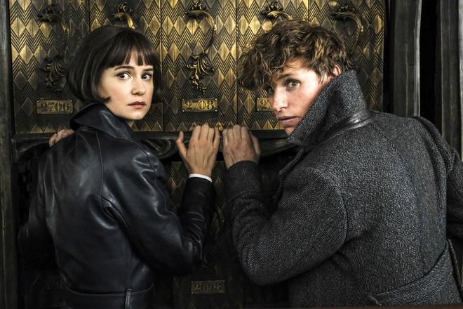 'Fantastic Beasts 2' - ky xao man nhan nhung noi dung hon don? hinh anh