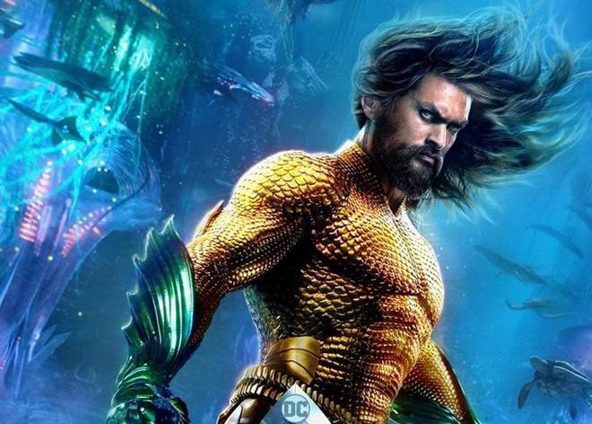 'Aquaman' được đánh giá là phim xuất sắc của DCEU
