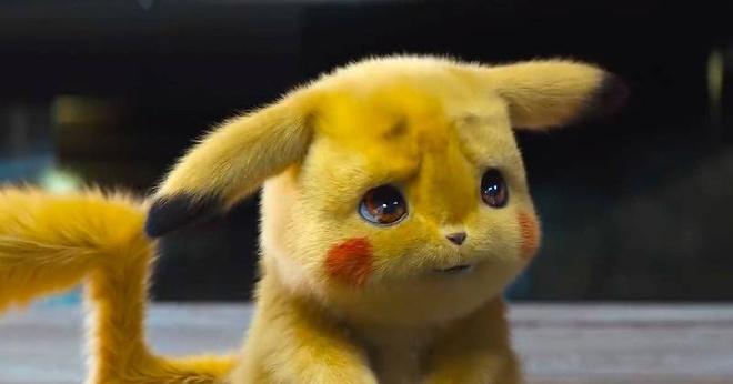 Pikachu moi gay sot voi giong long tieng cua Deadpool hinh anh