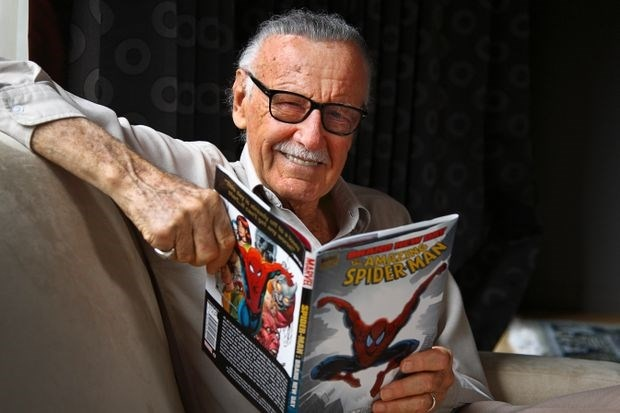 10 cau noi noi tieng va truyen cam hung cua ong trum Marvel Stan Lee hinh anh