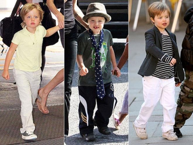 Con gai tom boy nha Angelina Jolie ngay cang ra dang con trai hinh anh 4