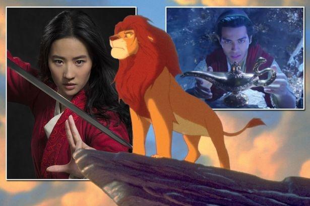 Boi thuc voi phim chuyen the tu hoat hinh va bai toan kho cho Disney hinh anh