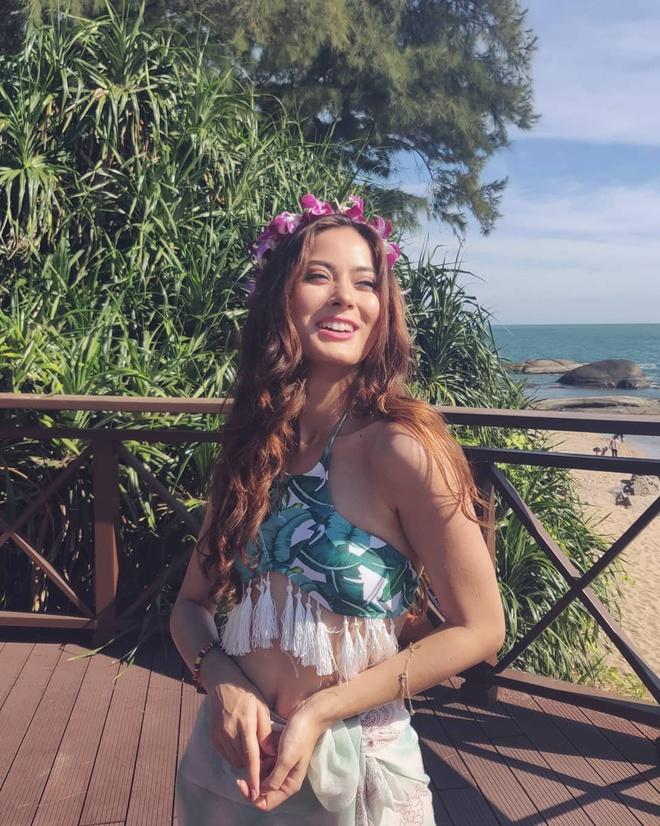 Hoa hau Nepal o Miss World: Nhan sac rang ngoi, xuat than danh gia hinh anh 13