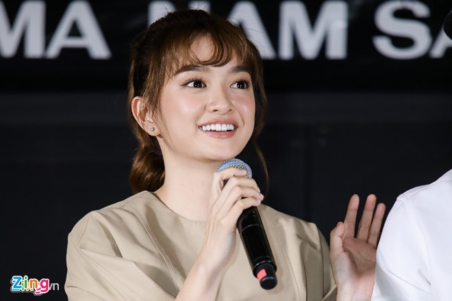 Kaity Nguyen: 'Toi ngung dong phim 2 nam vi ap luc qua lon' hinh anh 2