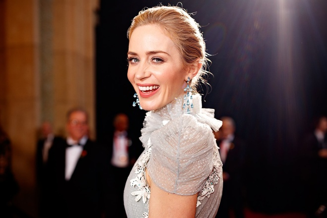 Emily Blunt: Minh tinh xinh dep, cham chi bac nhat Hollywood hinh anh 4