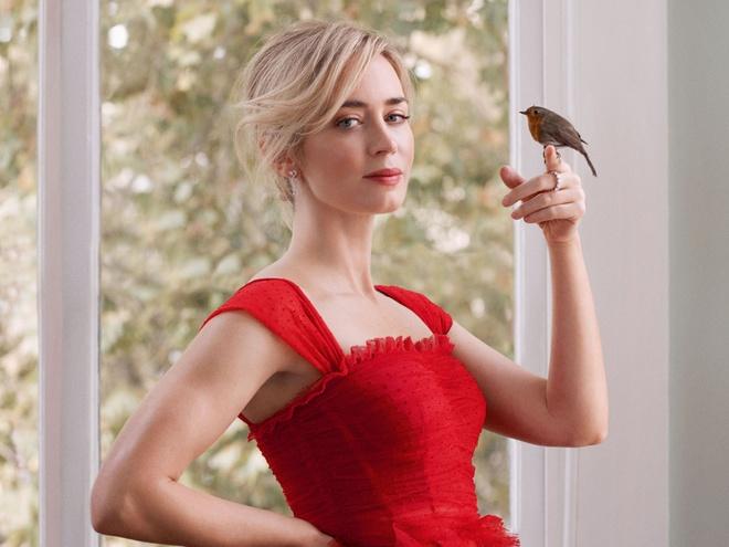 Emily Blunt: Minh tinh xinh dep, cham chi bac nhat Hollywood hinh anh