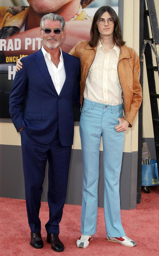 Brad Pitt, DiCaprio va 'qua bom sex' Margot Robbie hoi ngo o tham do hinh anh 15