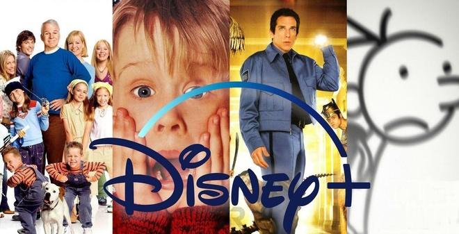 Disney+ lam lai o nha mot minh anh 1