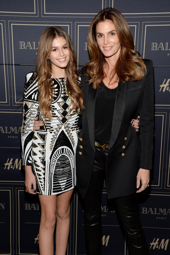 gia dinh Cindy Crawford anh 6