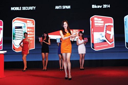 Loat san pham an ninh mang 2014 cua Bkav hinh anh