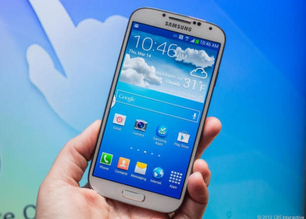 Cap nhat Android 4.4 cho Samsung Galaxy S4 hinh anh