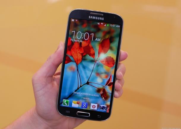 Nang cap Android 4.4 cho Galaxy S4 hinh anh