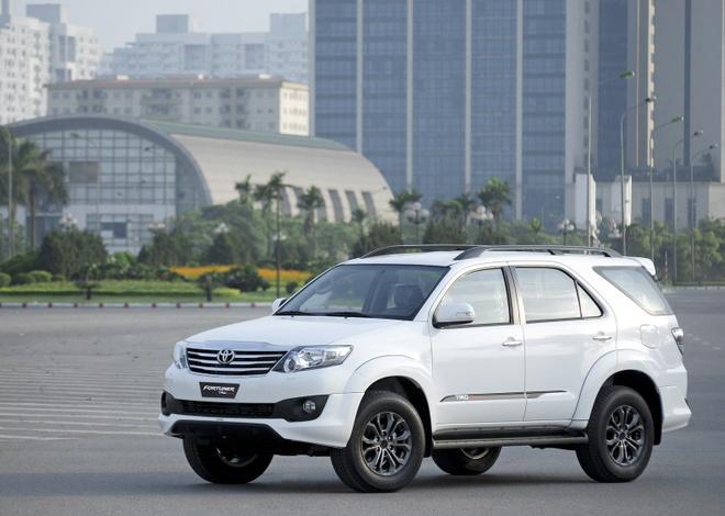 Toyota Innova va Fortuner o Viet Nam co bi loi tui khi? hinh anh