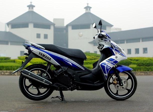 Yamaha Nouvo SX giam gia 1 trieu dong hinh anh