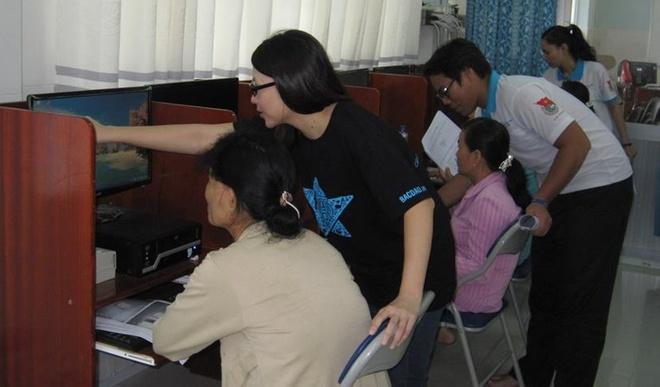 Tinh hinh pho cap Internet tai Viet Nam hinh anh