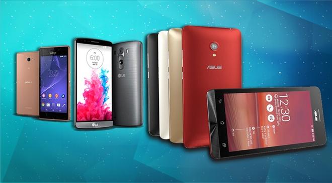 Zenfone 5 la smartphone tot nhat 2014 tai Viet Nam hinh anh