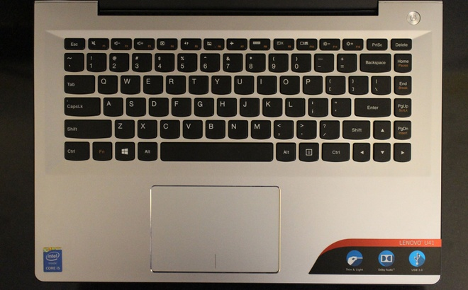 Danh gia Lenovo U41: Vo kim loai, da ket noi hinh anh 6