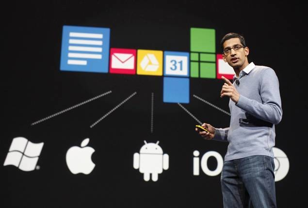 CEO Google - nguoi sinh ra de lam lanh dao hinh anh 3