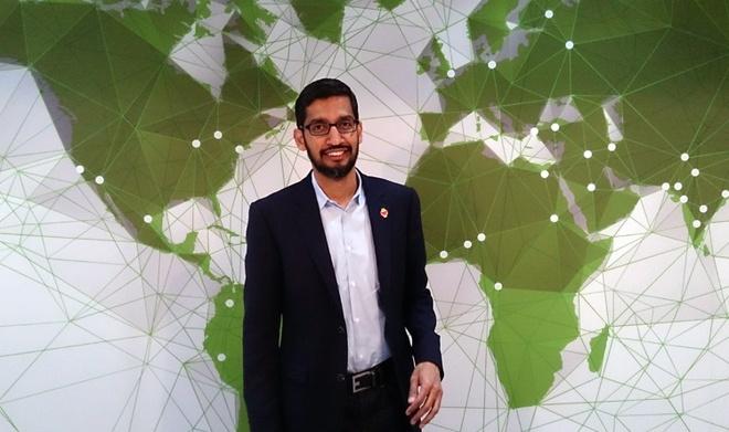 CEO Google - nguoi sinh ra de lam lanh dao hinh anh 2