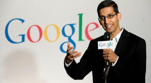 CEO Google - nguoi sinh ra de lam lanh dao hinh anh