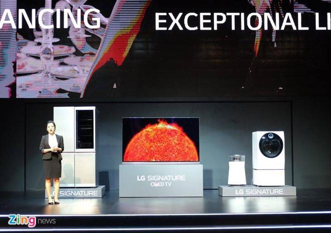 LG ra mat Signature tai Viet Nam, chua cong bo gia G5 hinh anh 6