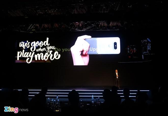LG ra mat Signature tai Viet Nam, chua cong bo gia G5 hinh anh 10