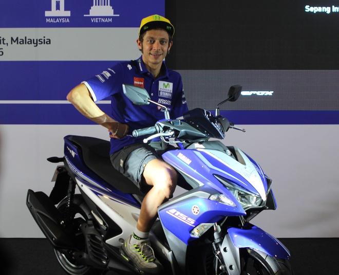Chi tiet Yamaha NVX - xe tay ga thay the Nouvo hinh anh 14