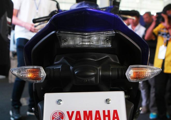 Chi tiet Yamaha NVX - xe tay ga thay the Nouvo hinh anh 4