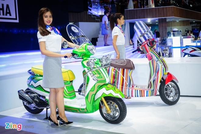 VMCS 2017 khai mac: Yamaha Glorious, Honda Lead trinh lang hinh anh 28
