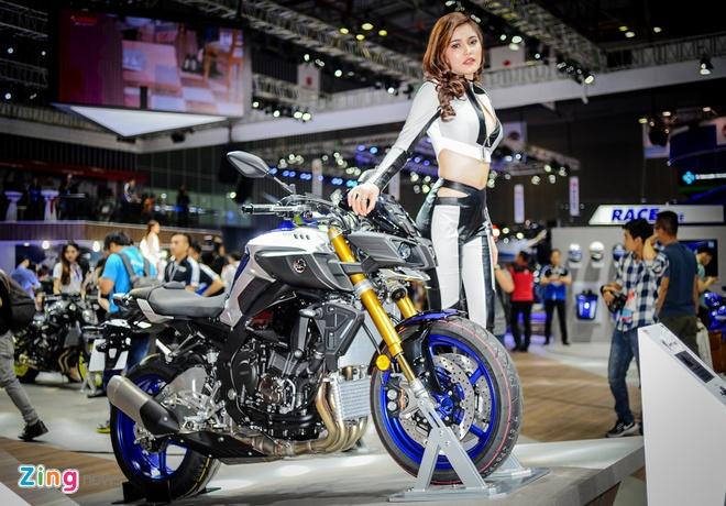 VMCS 2017 khai mac: Yamaha Glorious, Honda Lead trinh lang hinh anh 29