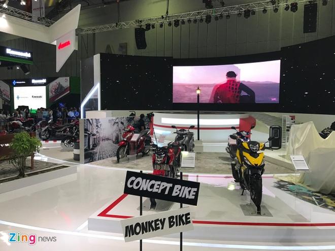 VMCS 2017 khai mac: Yamaha Glorious, Honda Lead trinh lang hinh anh 2